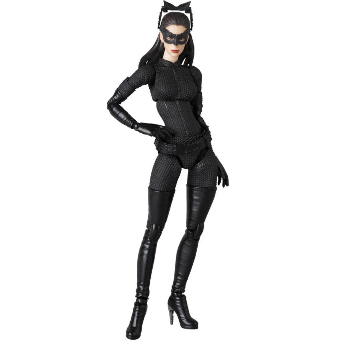 蝙蝠侠: 黑夜之神 Mafex 系列 009 貓女 Selina Kyle 瑟琳娜‧凱爾