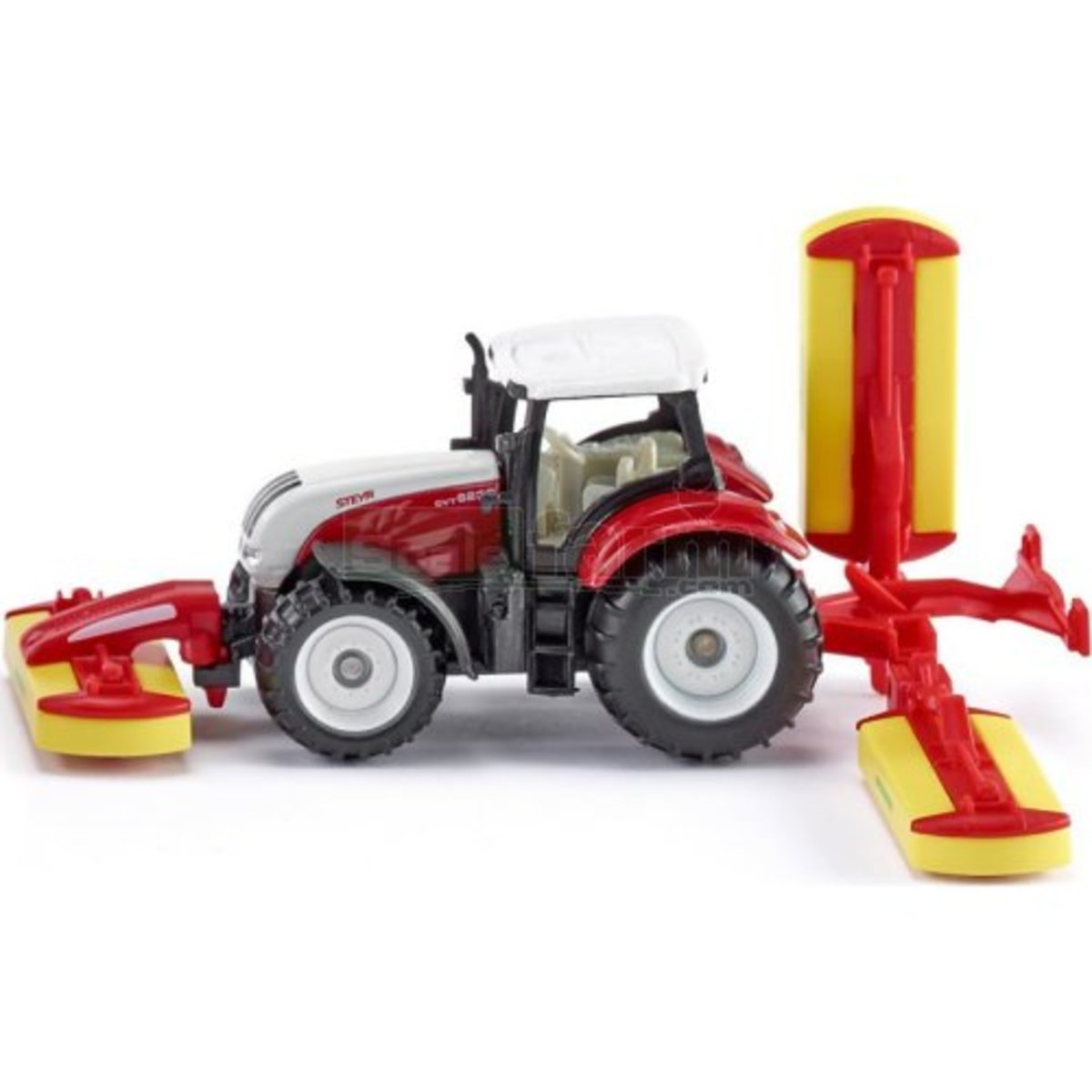 Siku 1672, Steyr with Pottinger Mower Combination 農業割草機