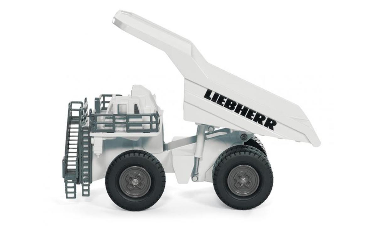 Siku 1807, 1:87 Liebherr T264 Mining Truck 礦用卡車