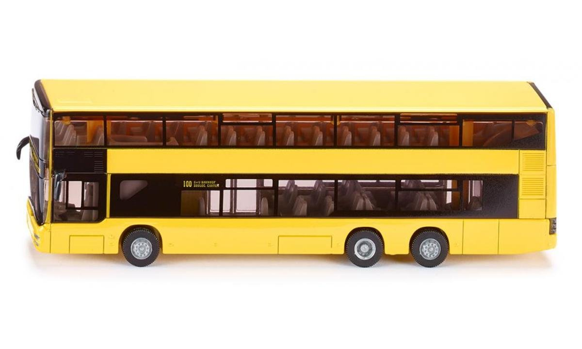 Siku 1884, 1:87 Double Decker Public Service Bus  雙層巴士