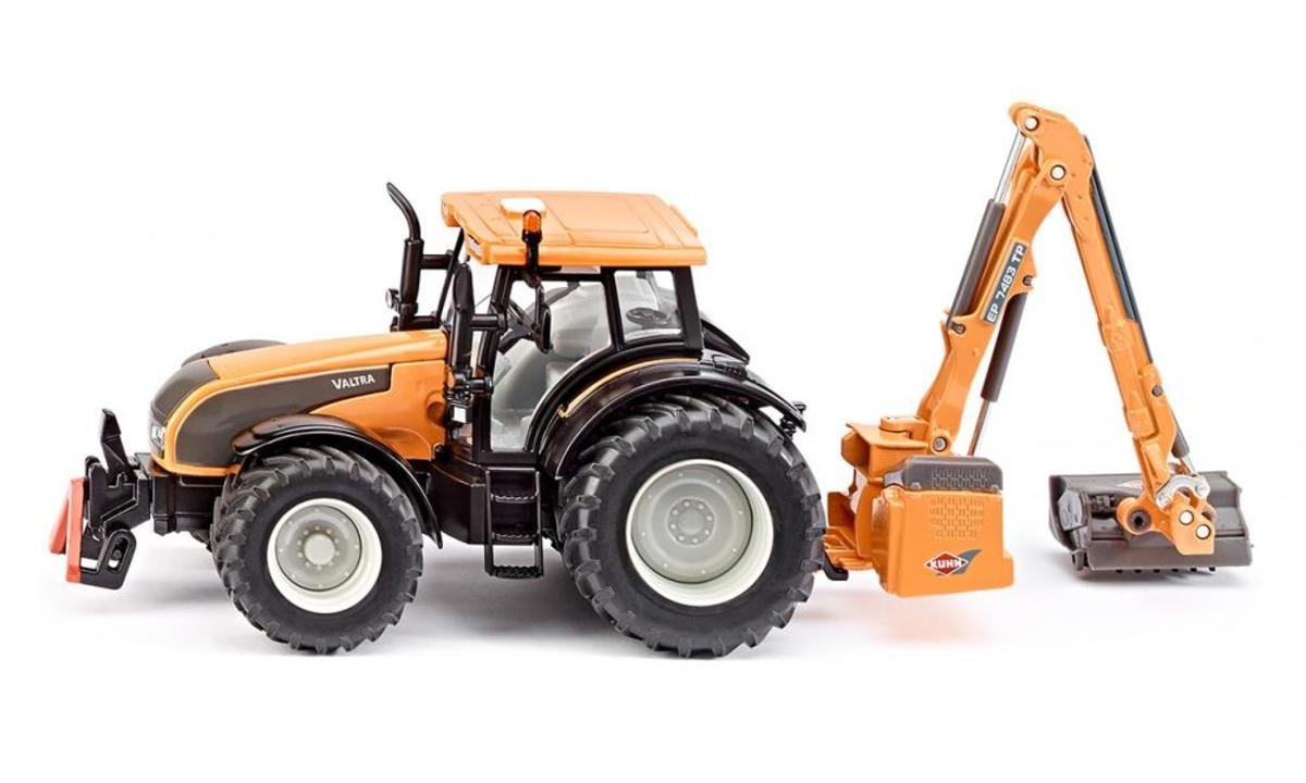 Siku 3659, 1:32 Tractor with Kuhn Embankment Mower 拖拉機