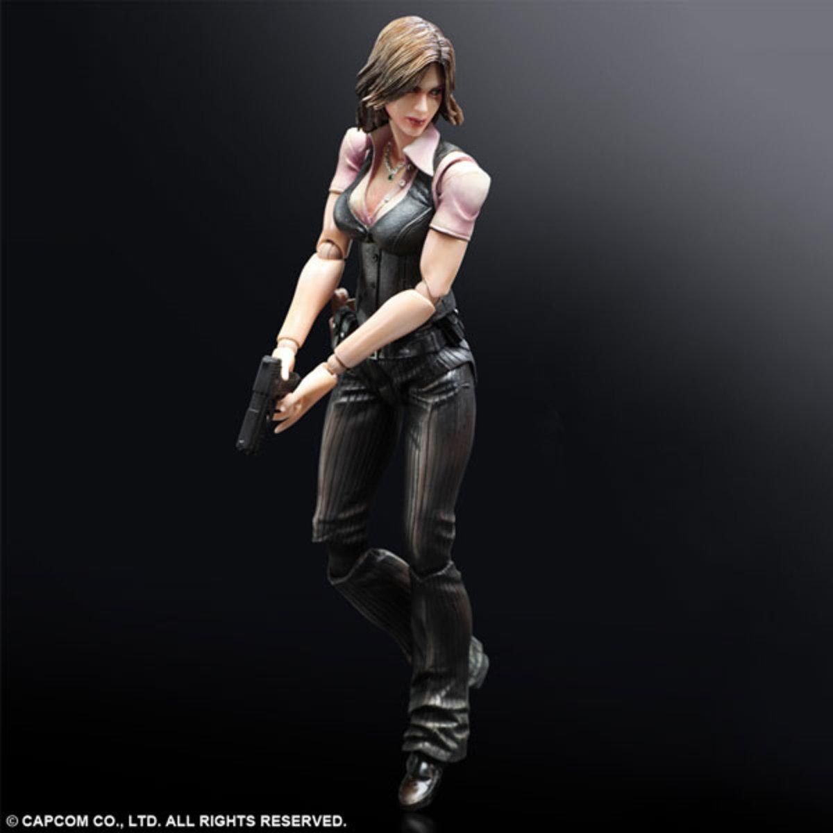 Play Arts改 Resident Evil 生化危機6 海倫娜