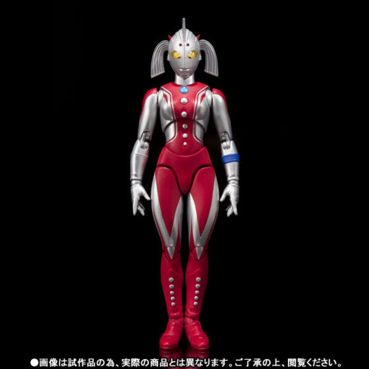Ultra-Act 超人系列  超人之母(魂商店限定)