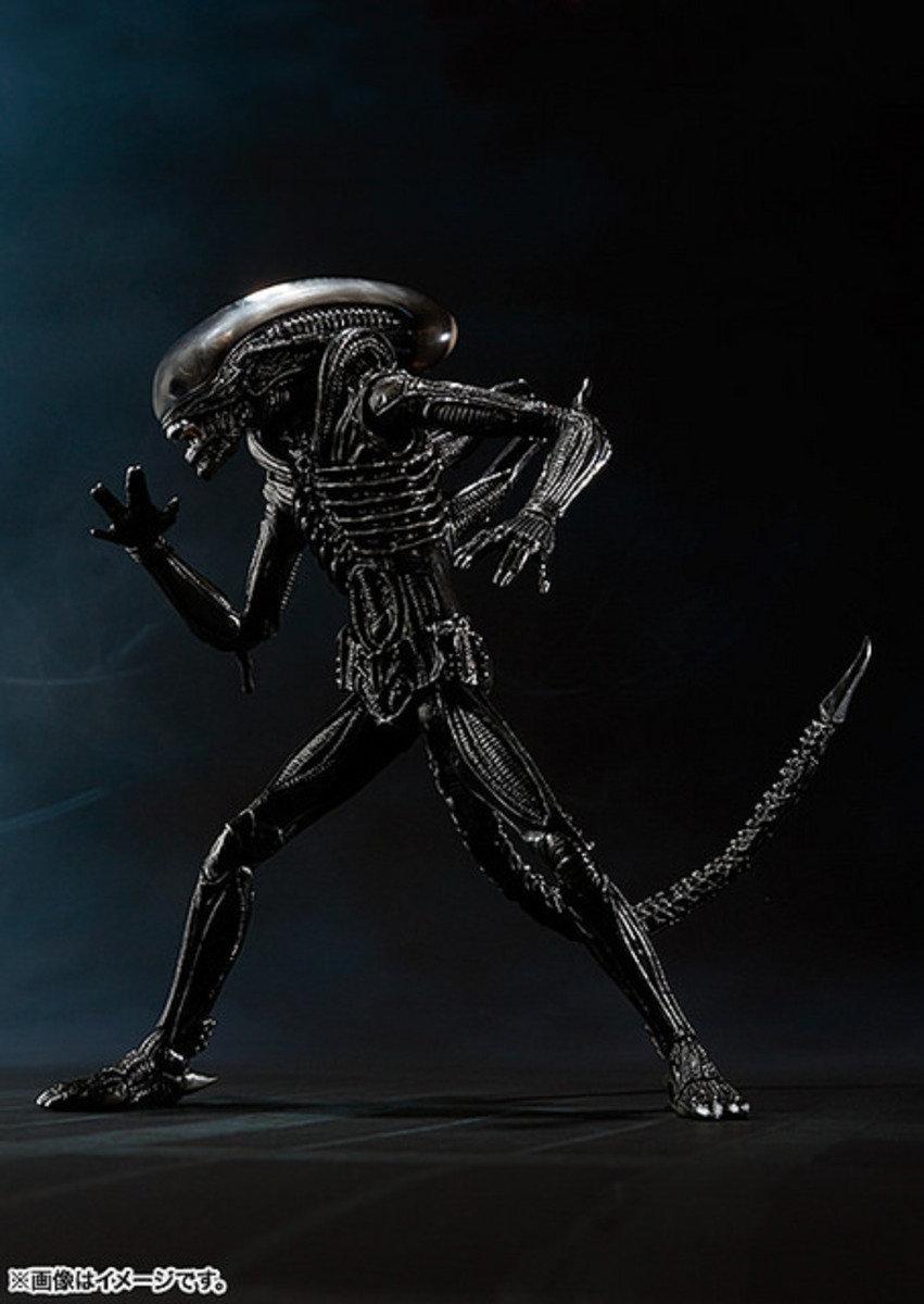 S.H.MonsterArts Alien 異形 Big Chap