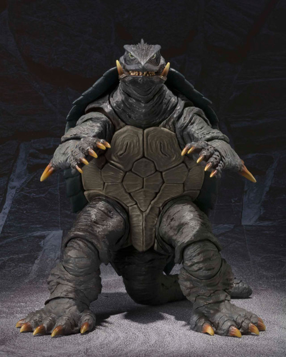 S.H.MonsterArts Gamera 卡美拉 (1996 Ver.)