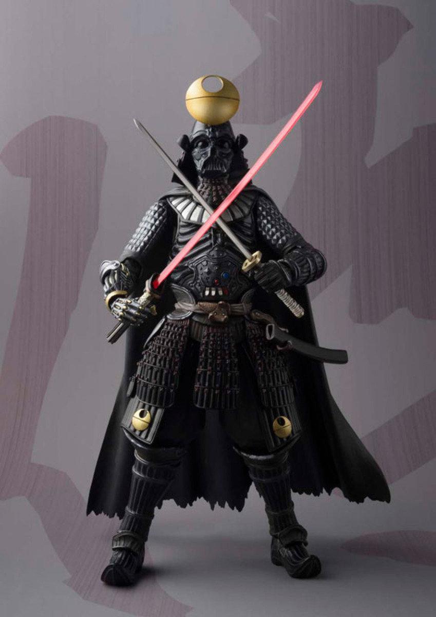 名將Movie Realization系列 侍大將 黑武士Darth Vader