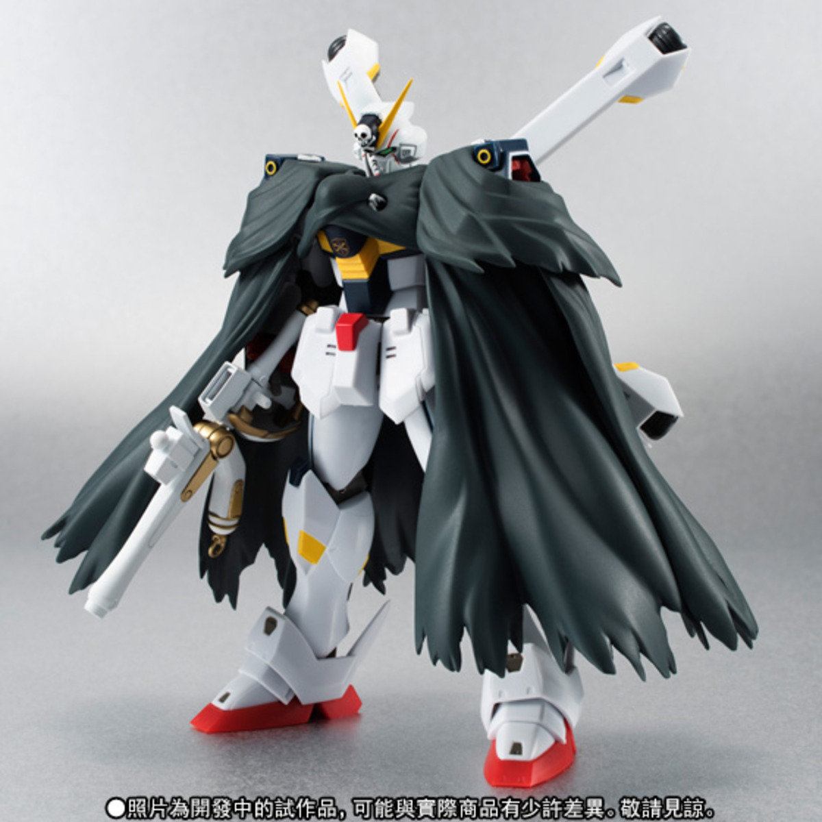 Robot Damashii 系列 海盜 Crossbone Gundam X1 Kai (FULL ACTION 全覆式披風形態Ver.)(魂商店限定)