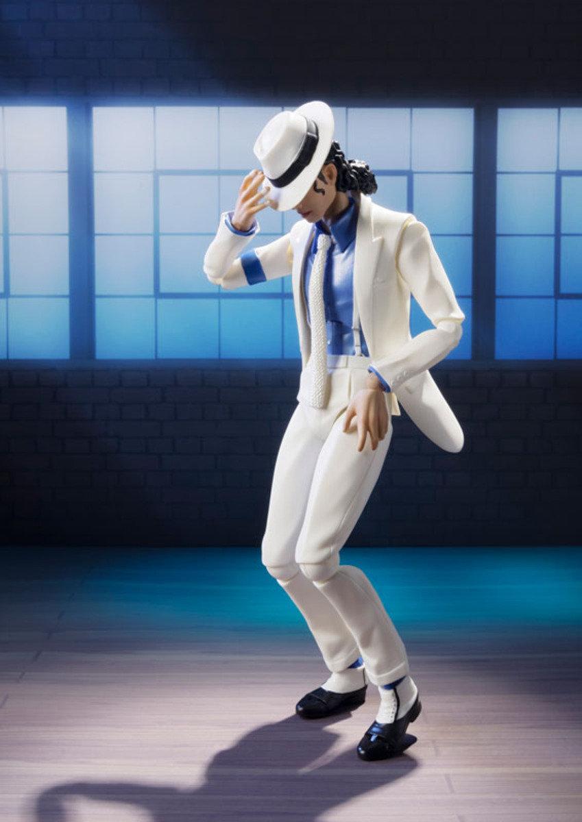 S.H.Figuarts Michael Jackson 米高積遜