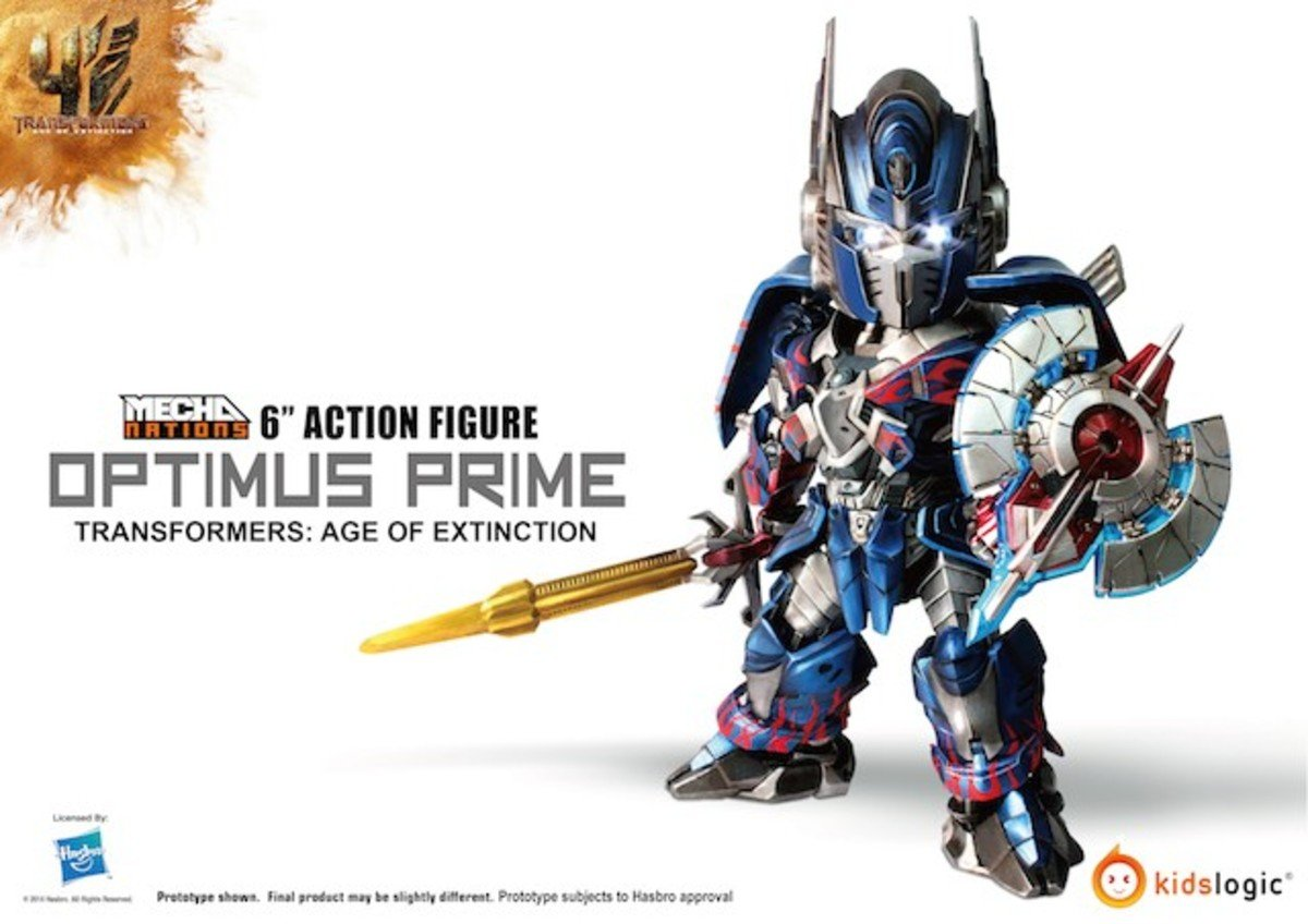 Transformers 變形金剛 Mecha Nations MN-004 滅絕世代 柯柏文