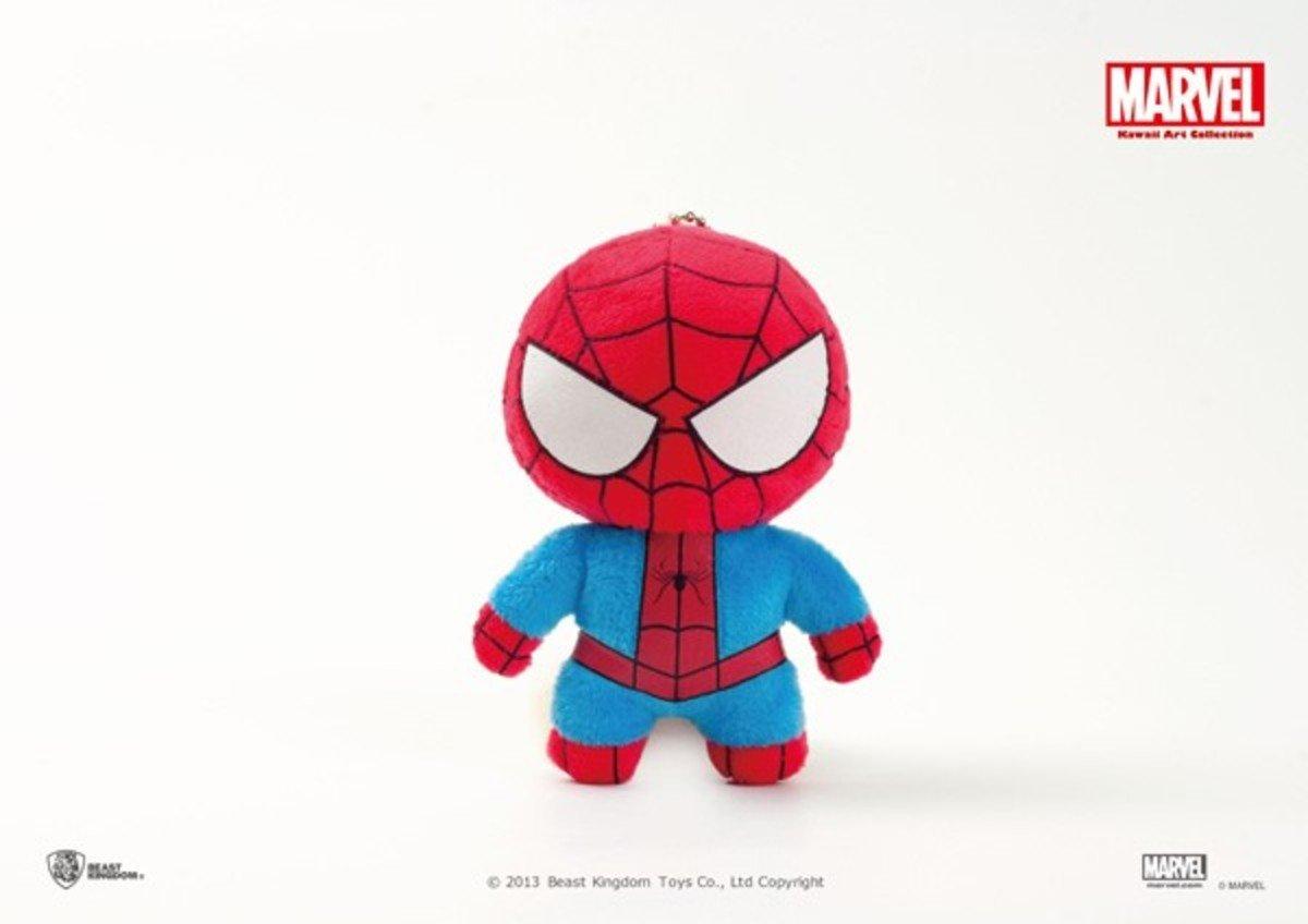 "Marvel Kawaii 絨毛系列-4""蜘蛛俠"