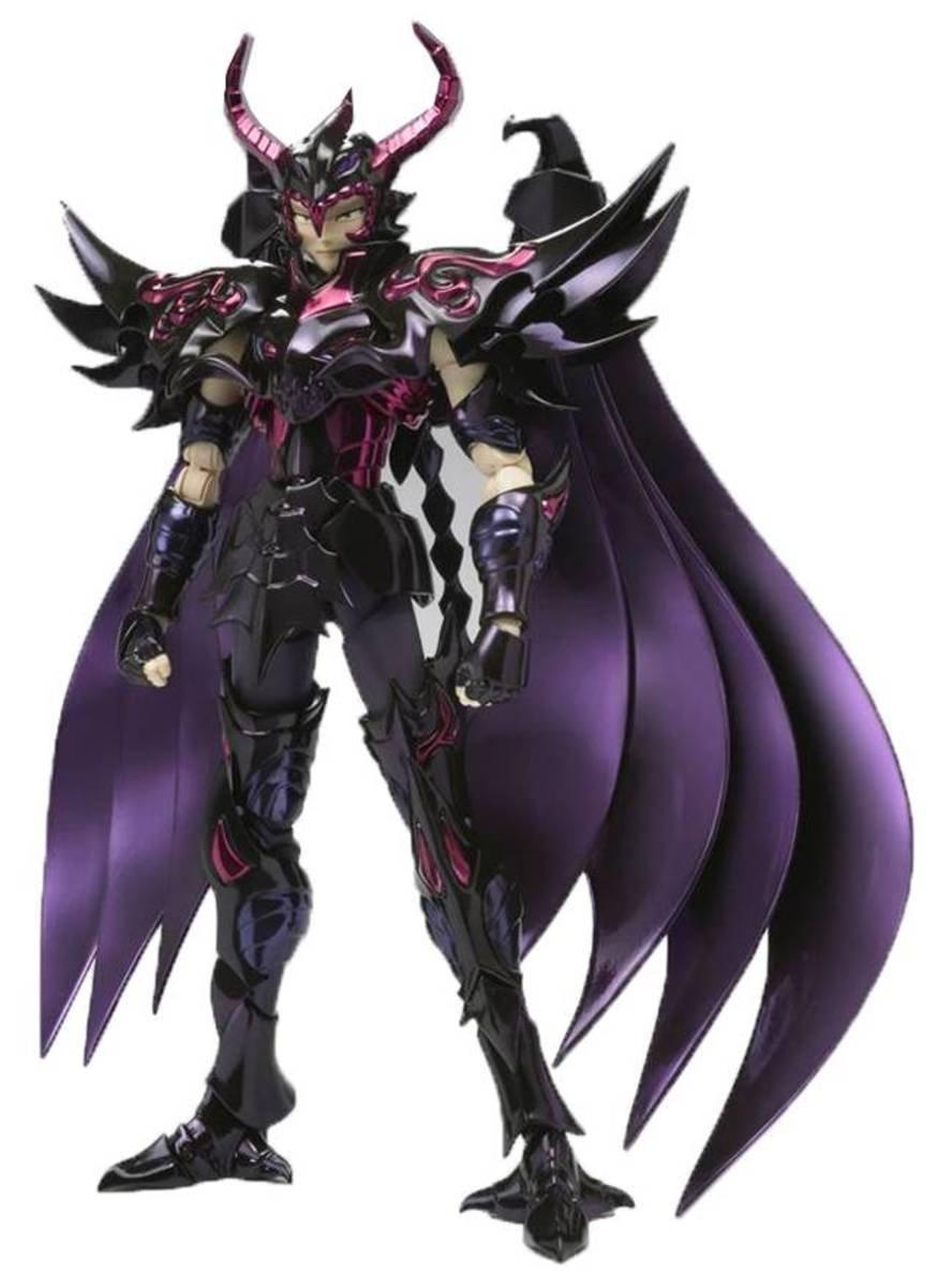 聖鬥士聖衣神話EX 聖鬥士星矢 冥鬥士 天猛星 - 拉達曼迪斯