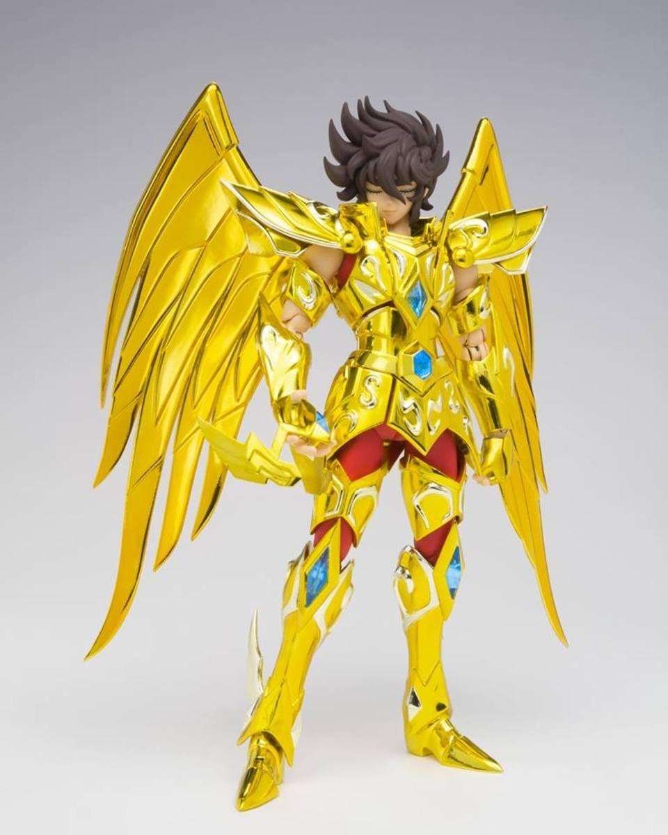 聖鬥士聖衣神話 聖鬥士星矢 黃金聖衣 射手座 星矢Omega