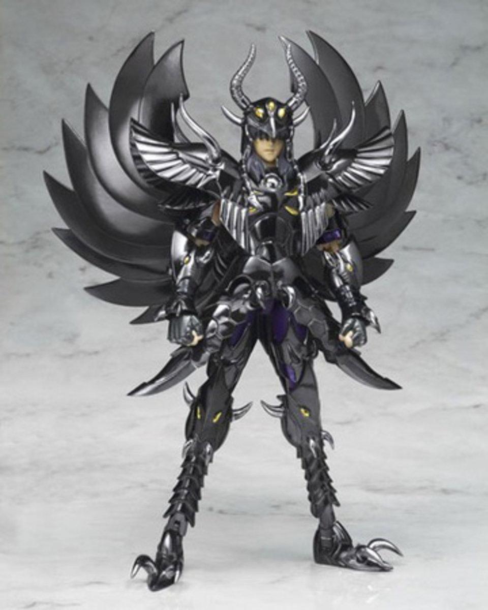 聖鬥士聖衣神話 聖鬥士星矢 冥鬥士 天雄星 艾雅高斯