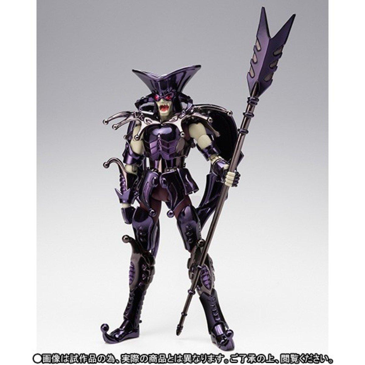 聖鬥士聖衣神話 聖鬥士星矢 冥鬥士 天間星 阿格龍 卡朗
