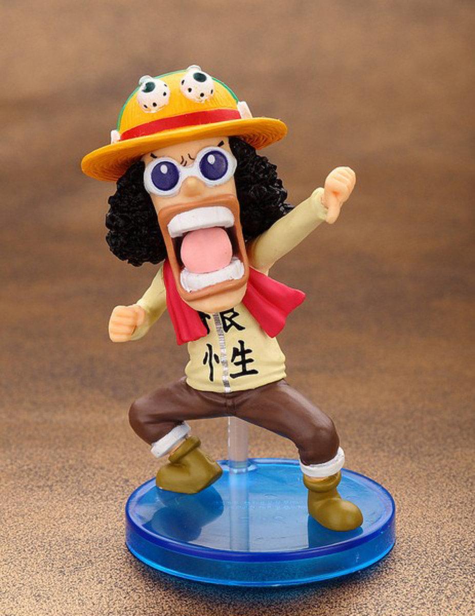 One Piece 海賊王 景品WCF  TV系列 Vol 21 烏索普