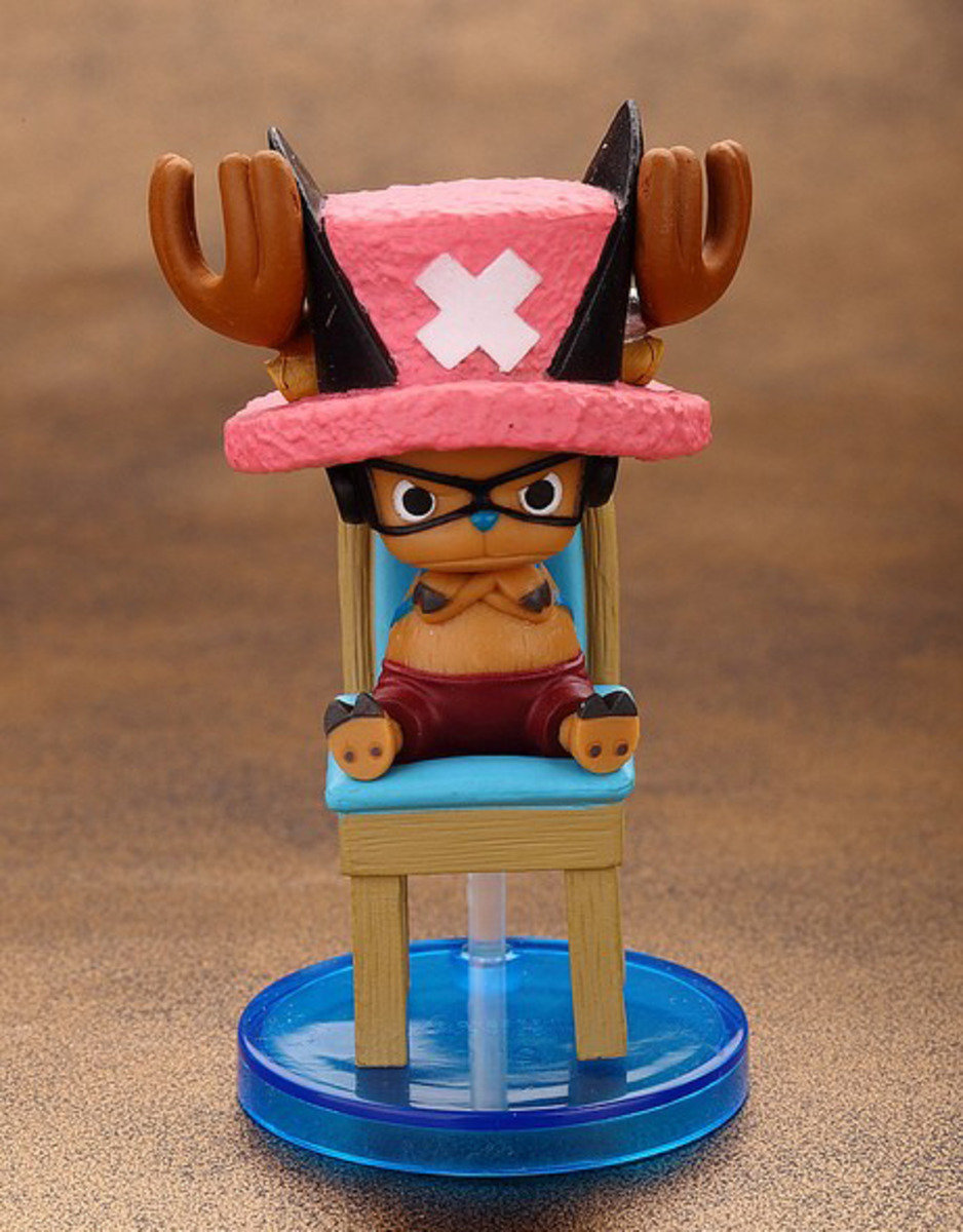 One Piece 海賊王 景品WCF  TV系列 Vol 21 喬巴