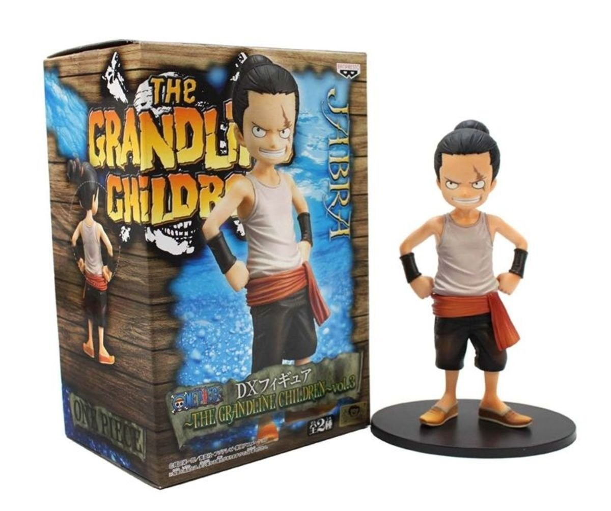 One Piece 海賊王 DX 景品 The Grandline Children Vol.3  札古拉