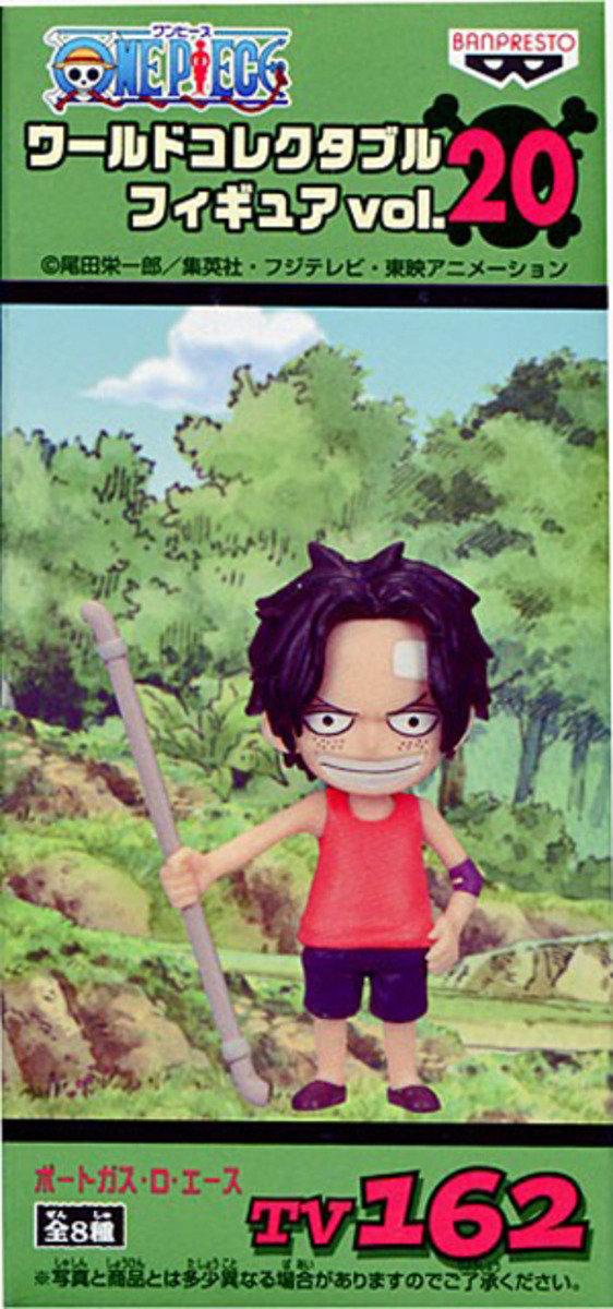 One Piece 海賊王 景品WCF  TV系列 Vol 20 - Ace