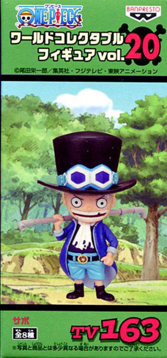 One Piece 海賊王 景品WCF  TV系列 Vol 20 - Sabo