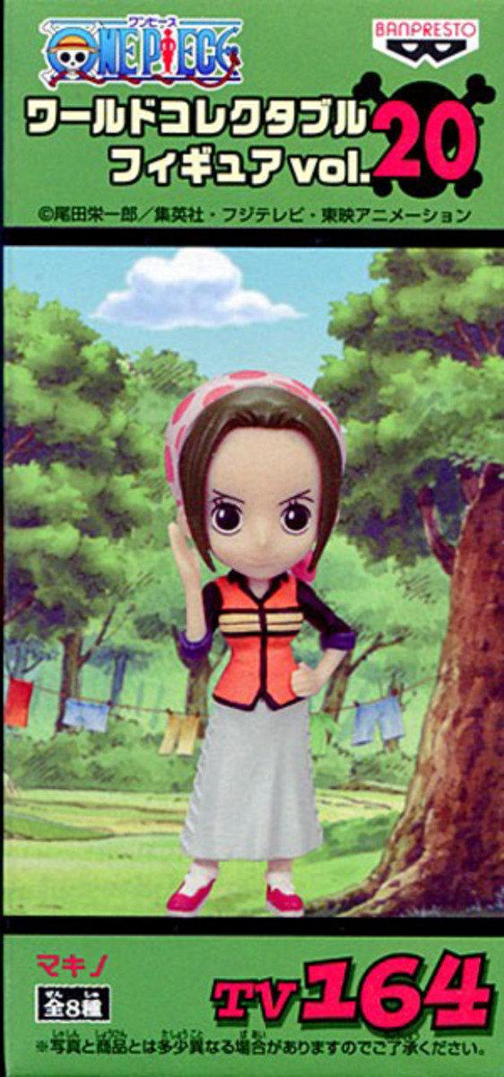 One Piece 海賊王 景品WCF  TV系列 Vol 20  -Makino