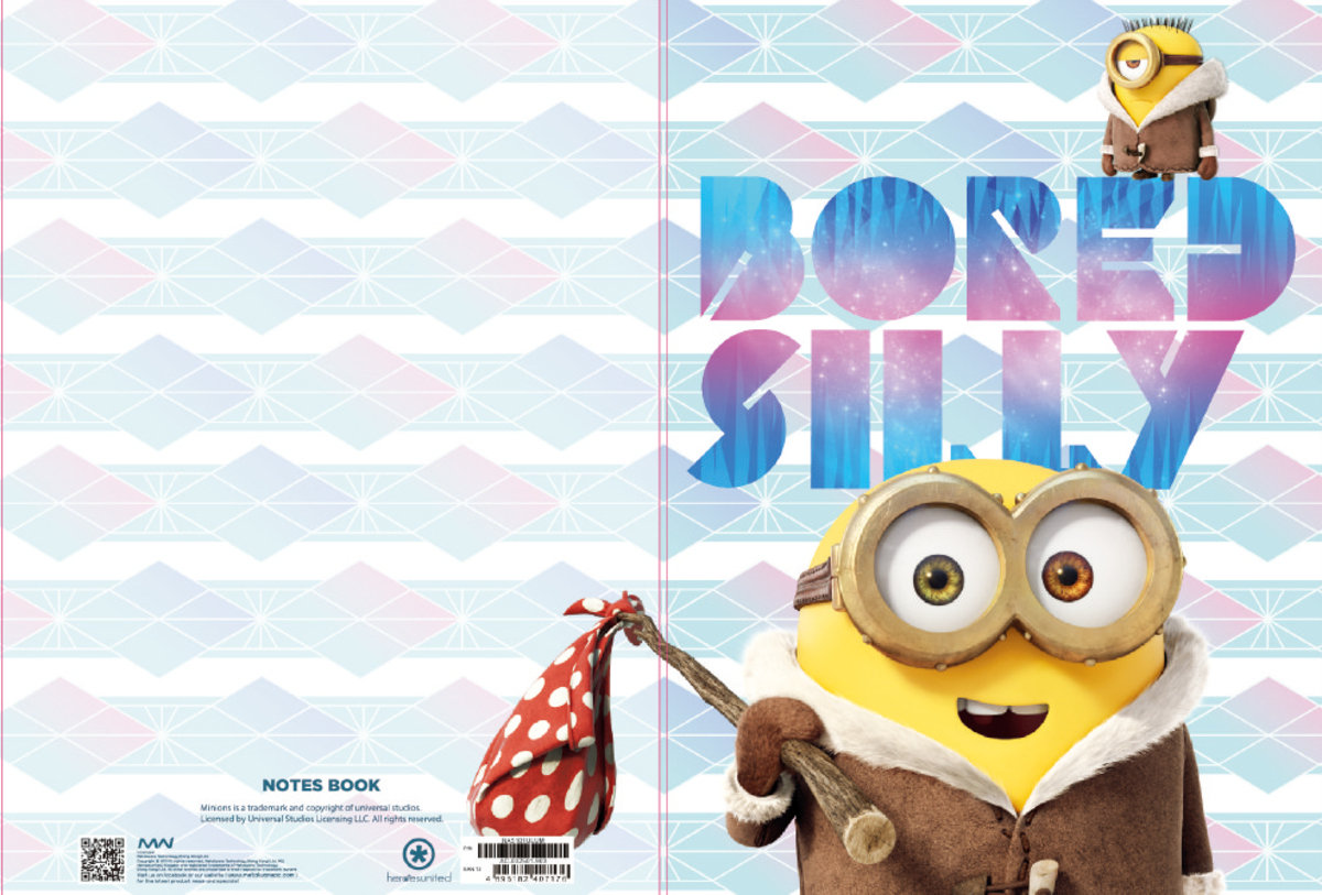 迷你兵團記事簿- Bored Silly