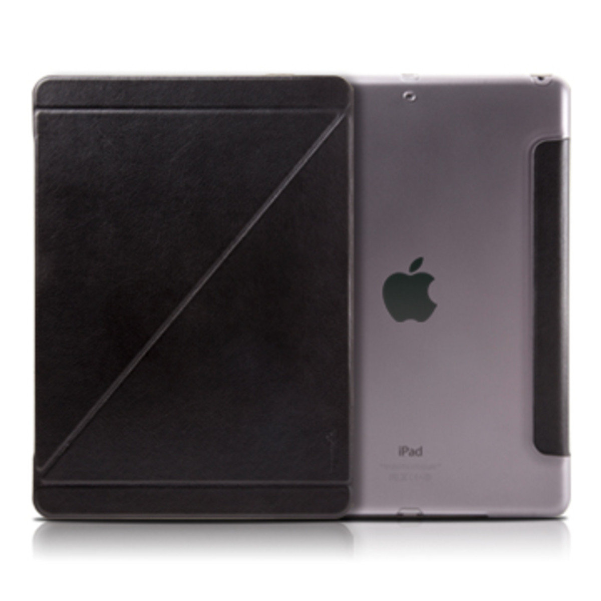 Innerexile iPad mini Z 字型直立式平板保護套(黑)