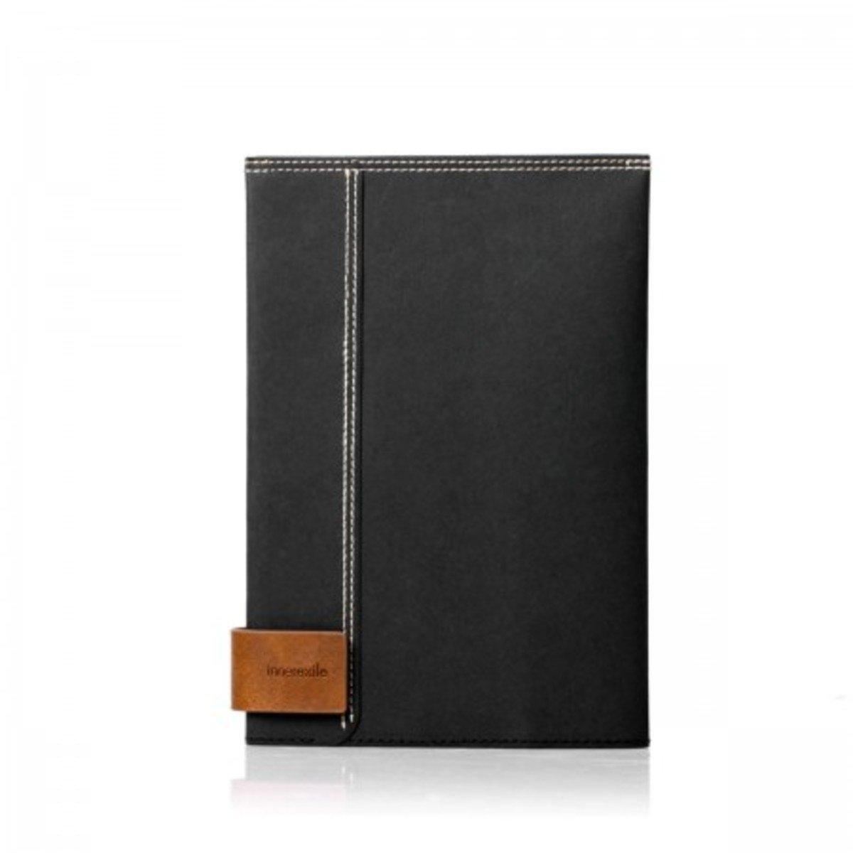 innerexile Pyramid 超纖柔軟Apple iPad Mini 立體收納包(黑)