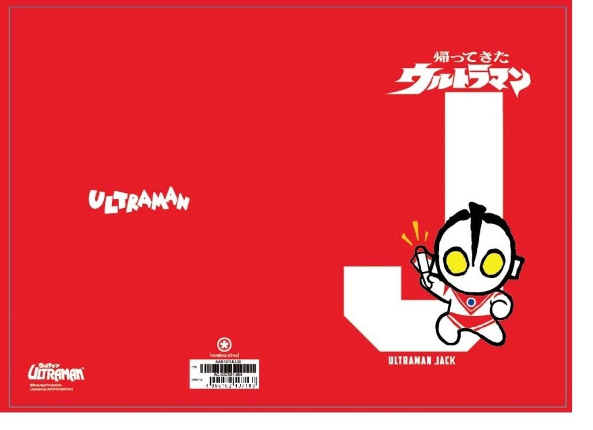 A5 記事簿 - Q版超人傑克