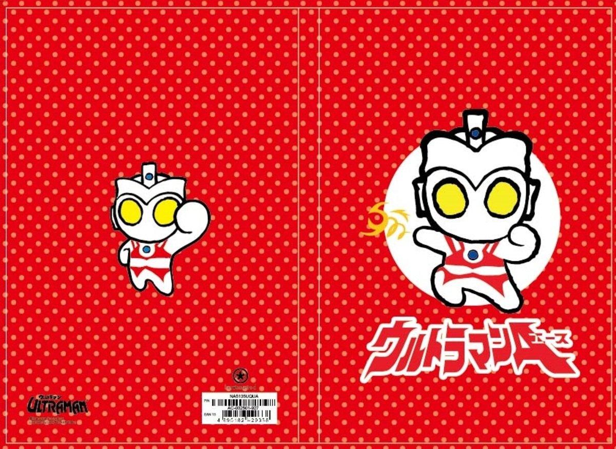 A5 記事簿 - Q版超人艾斯