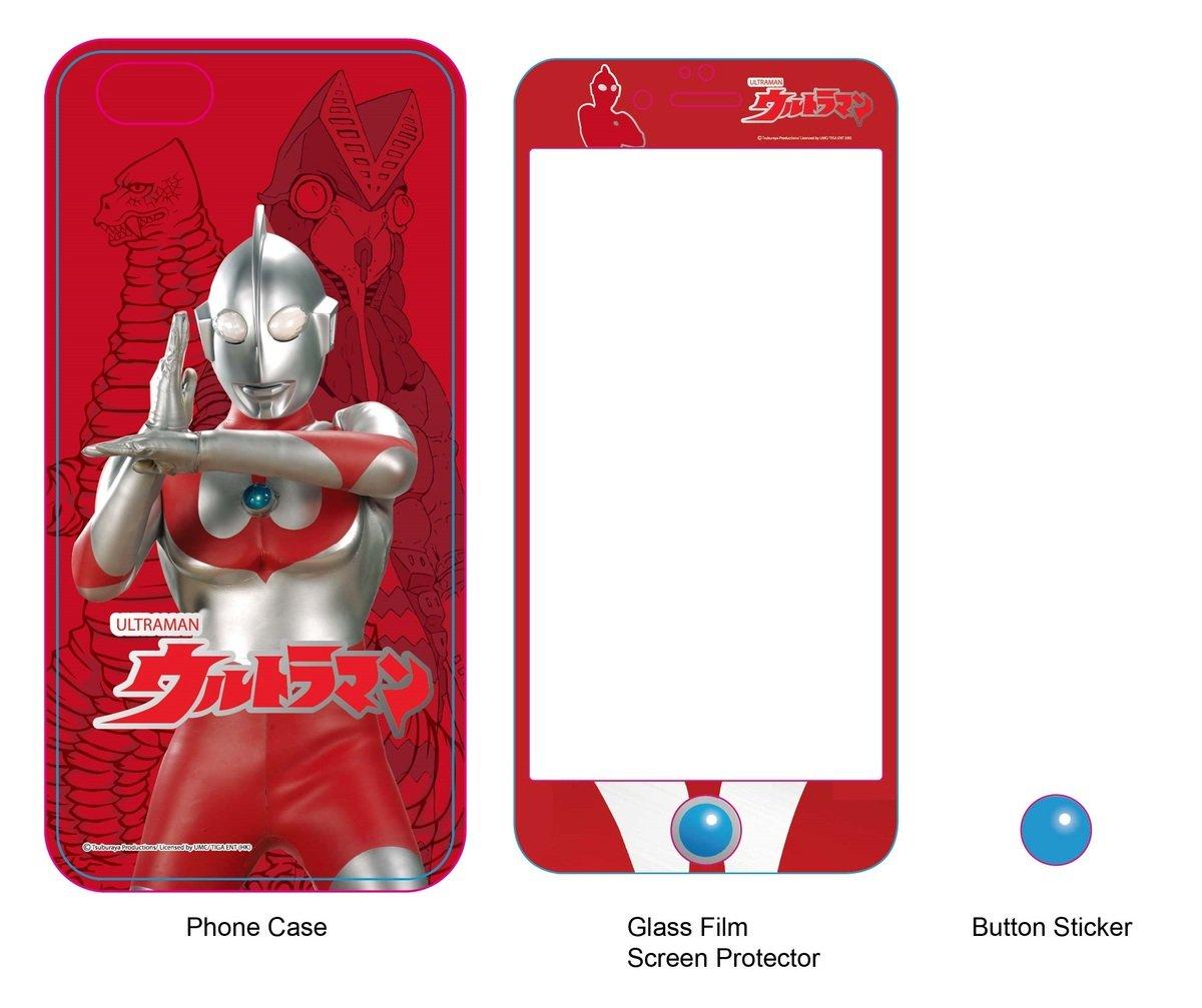 iPhone 6/6s(4.7'') 手機殼 - 咸蛋超人