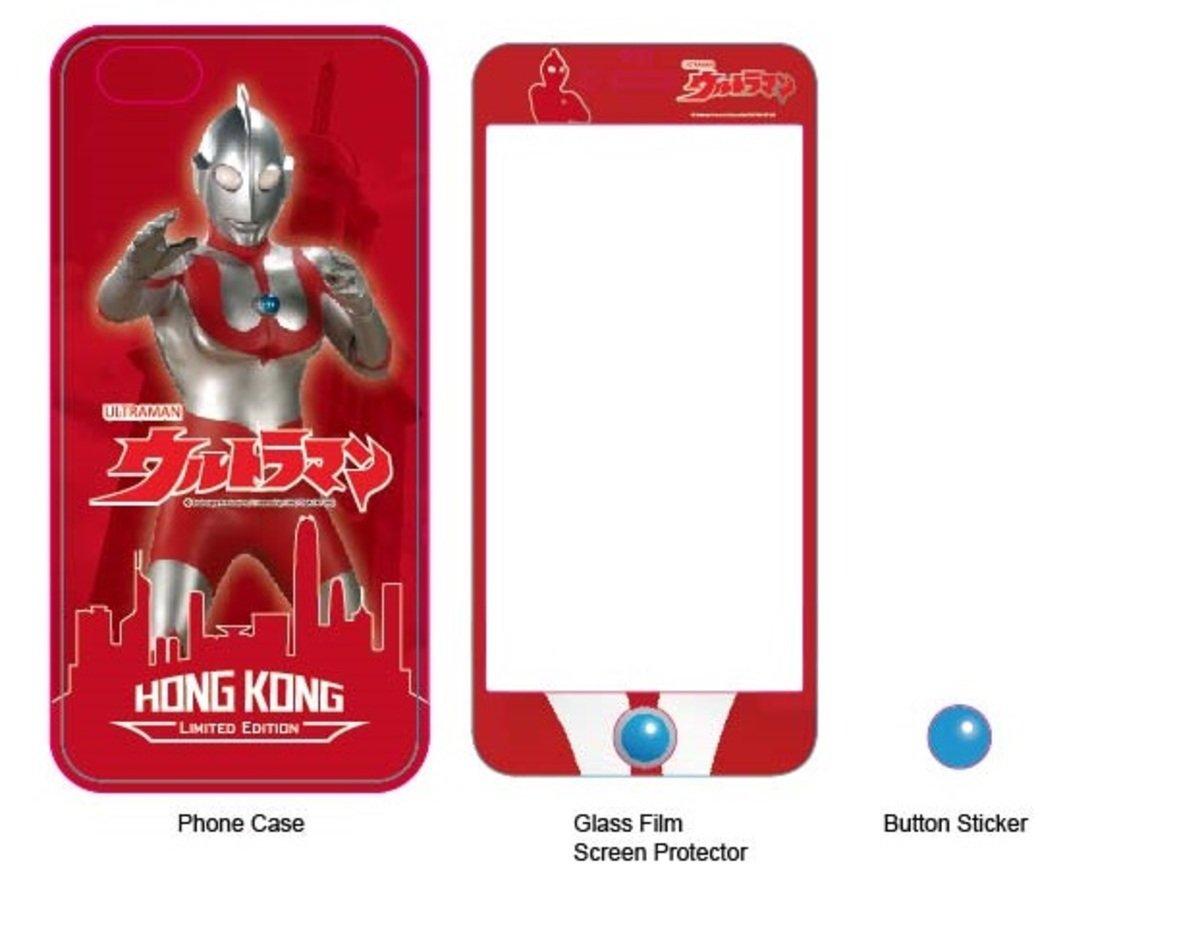 "iPhone 6+/6s+ (5.5"") 手機殼 - 咸蛋超人"