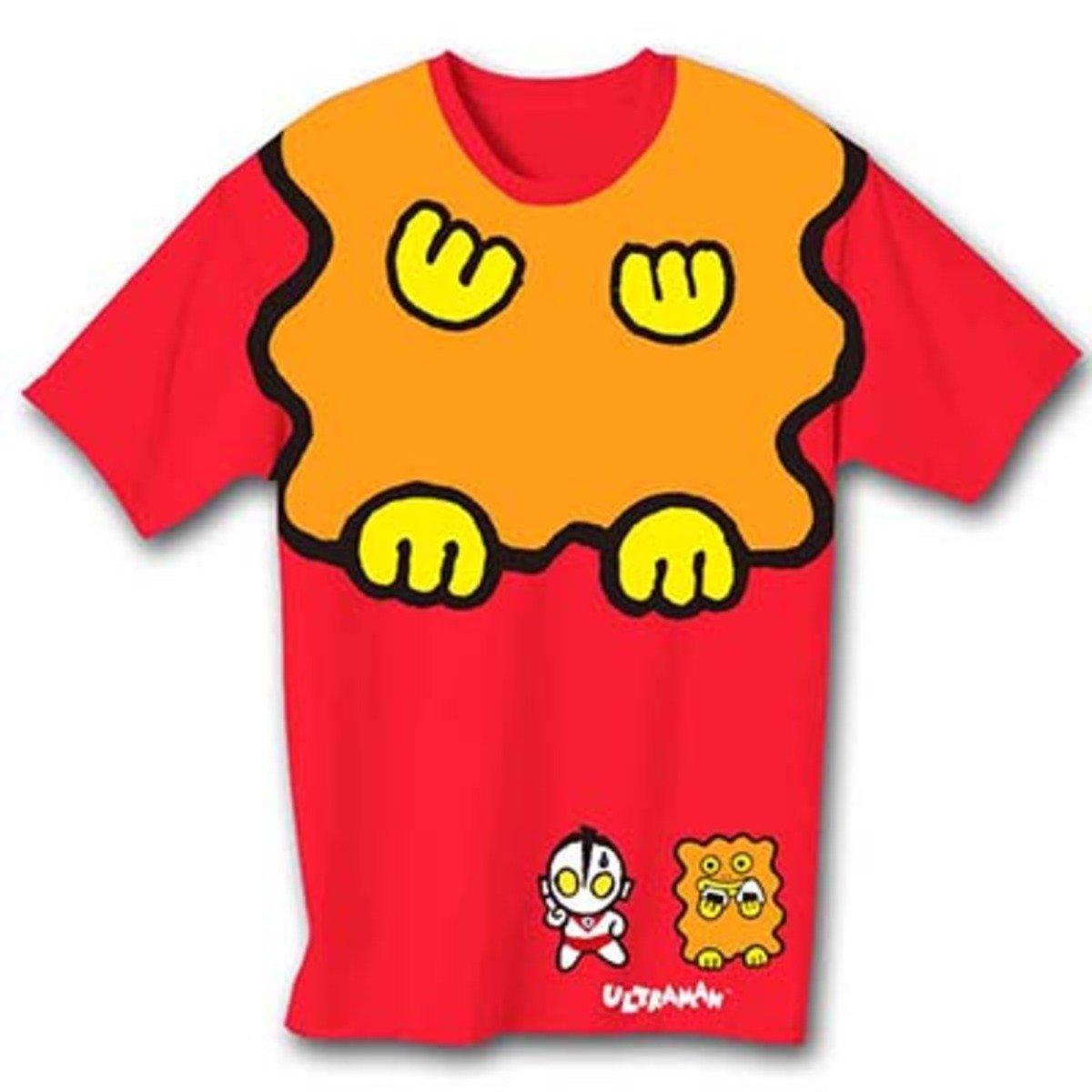 Q版怪獸T-Shirt - Pigmon