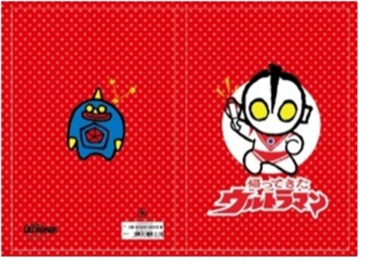 A5 記事簿 - Q版超人