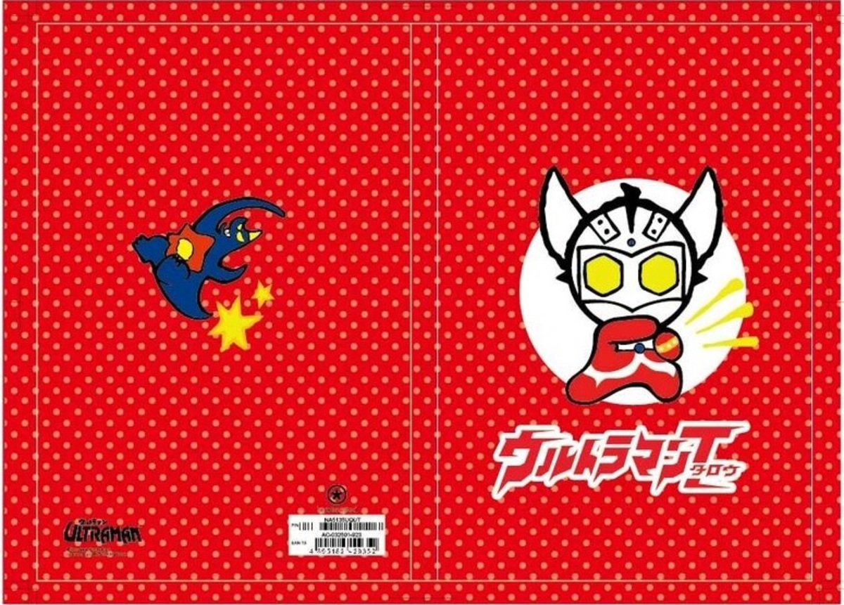 A5 記事簿 - Q版超人太郎