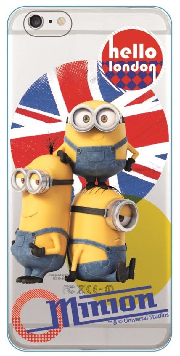 iPhone 6 (4.7'') 手機殼: Minions Hello London
