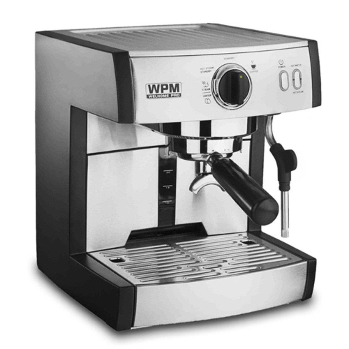 KD-130 意式半自動咖啡機(單沖煮頭)
