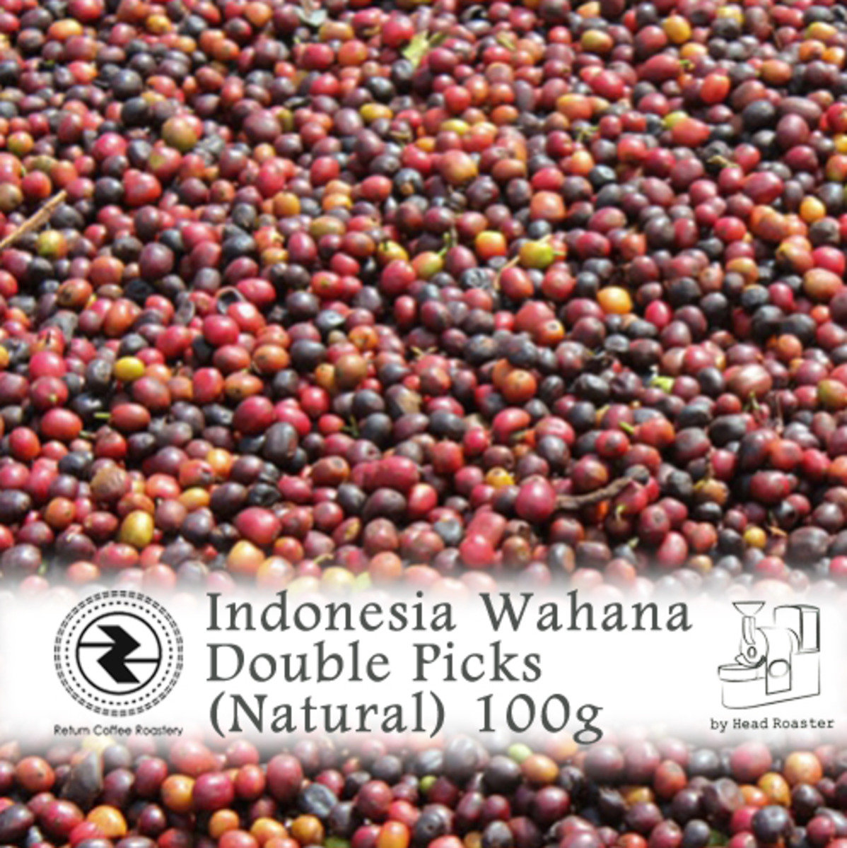 Wahana Double Picks (Natural) by Head Roaster