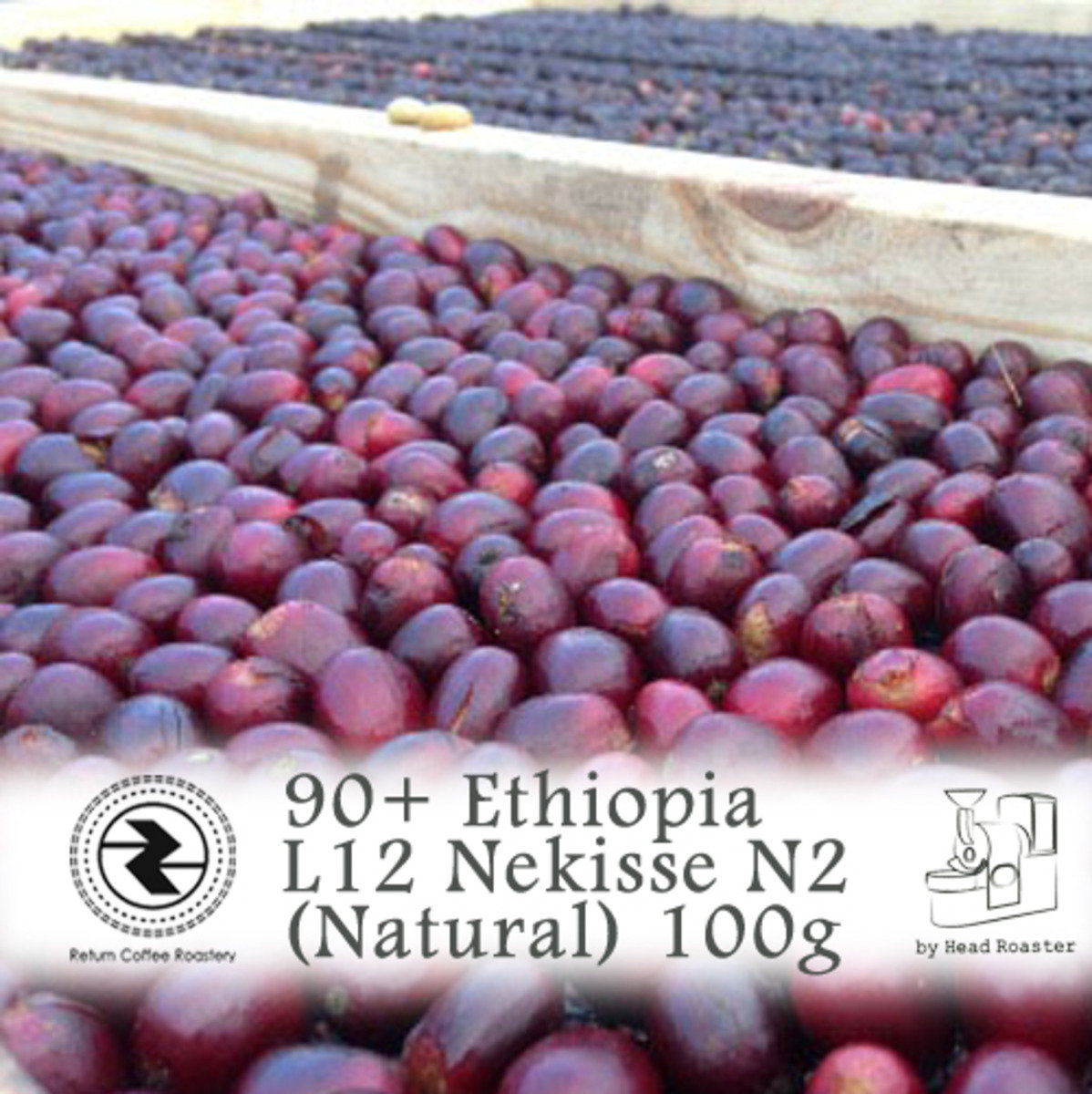 L12 Nekisse N2 (Natural) by Head Roaster