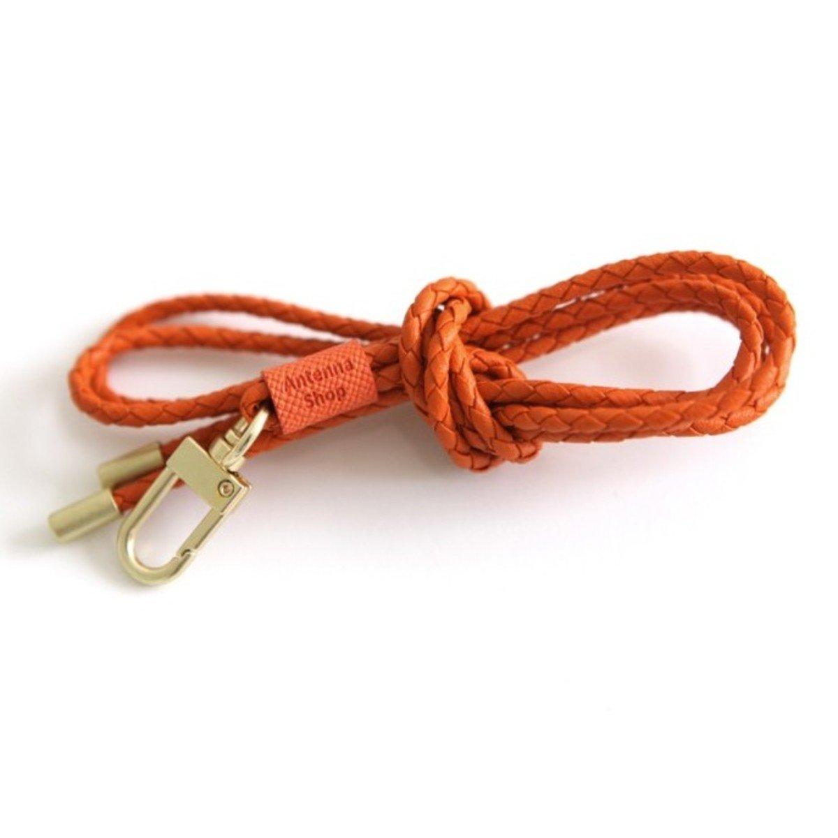 Tie Neck Strap 掛繩 - Orange