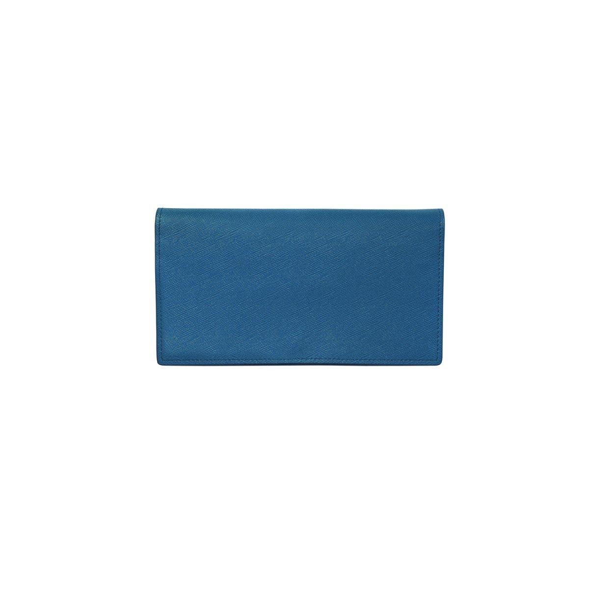 m.Humming It' SMART CLUTCH ver.2 斜揹長銀包   - Royal blue