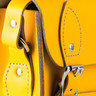 11 inch Satchel- Double Yellow