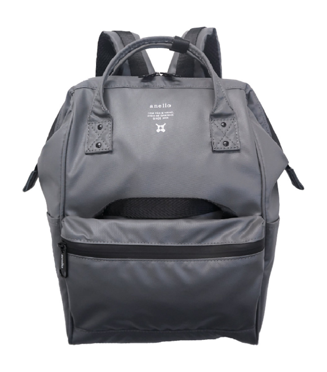L-SIZE Oversea Limited Edition Waterproof Backpack OS-B001 GREY c393eeb87d662