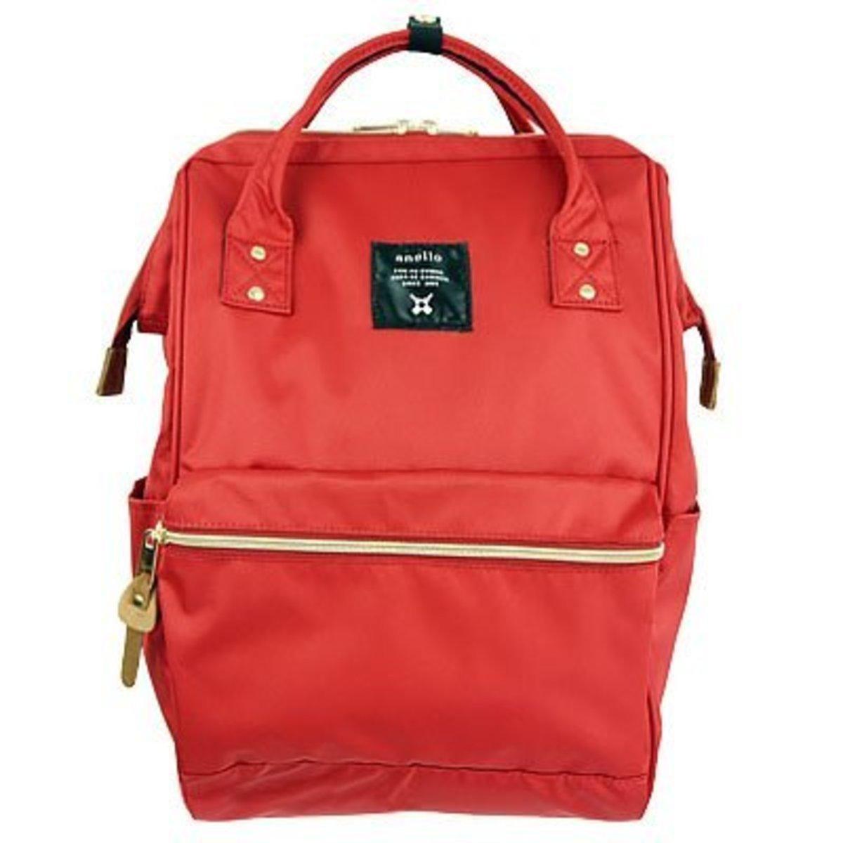 大背包 ATB0193A-橙紅色