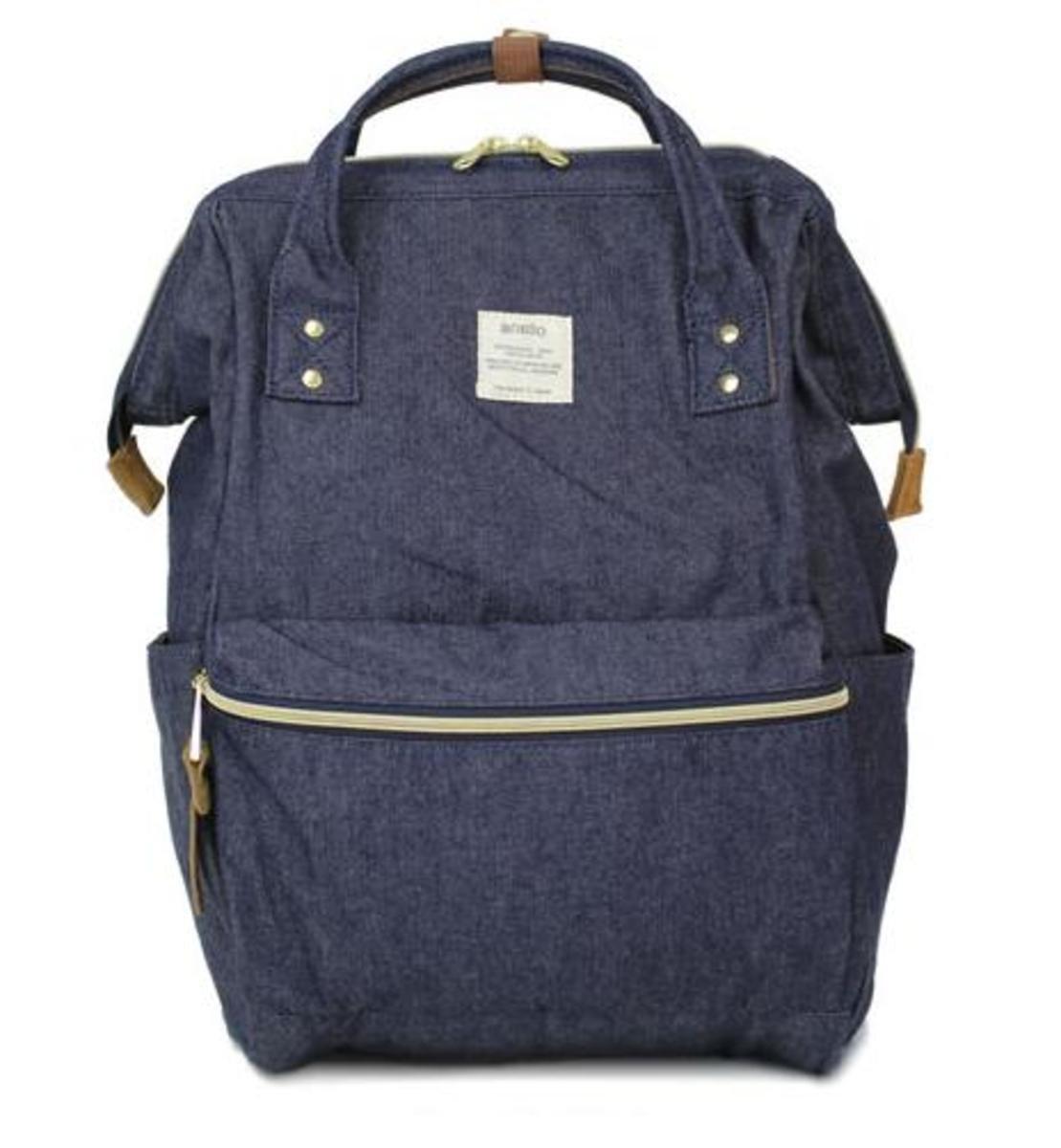 大背包 ATB0931A-深色牛仔布