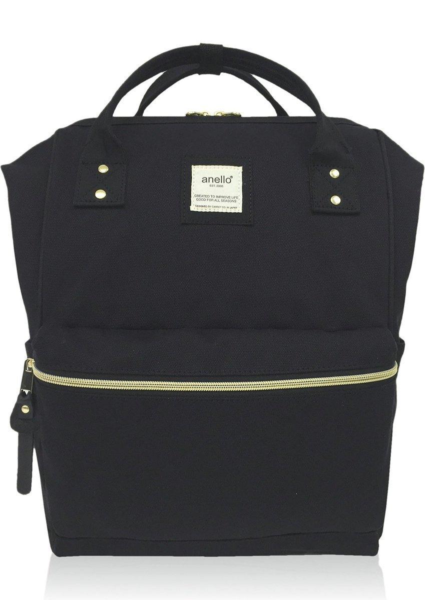 帆布大背包 AT-B0481A-BK-黑色