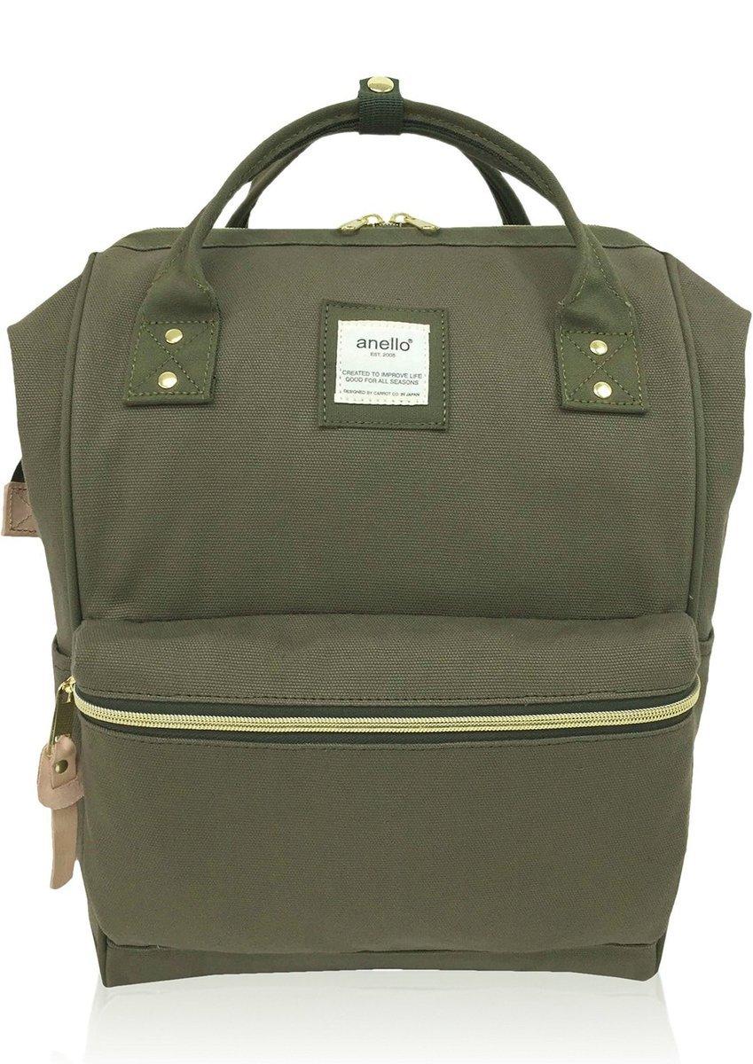 帆布大背包 AT-B0481A-KH-卡其綠色