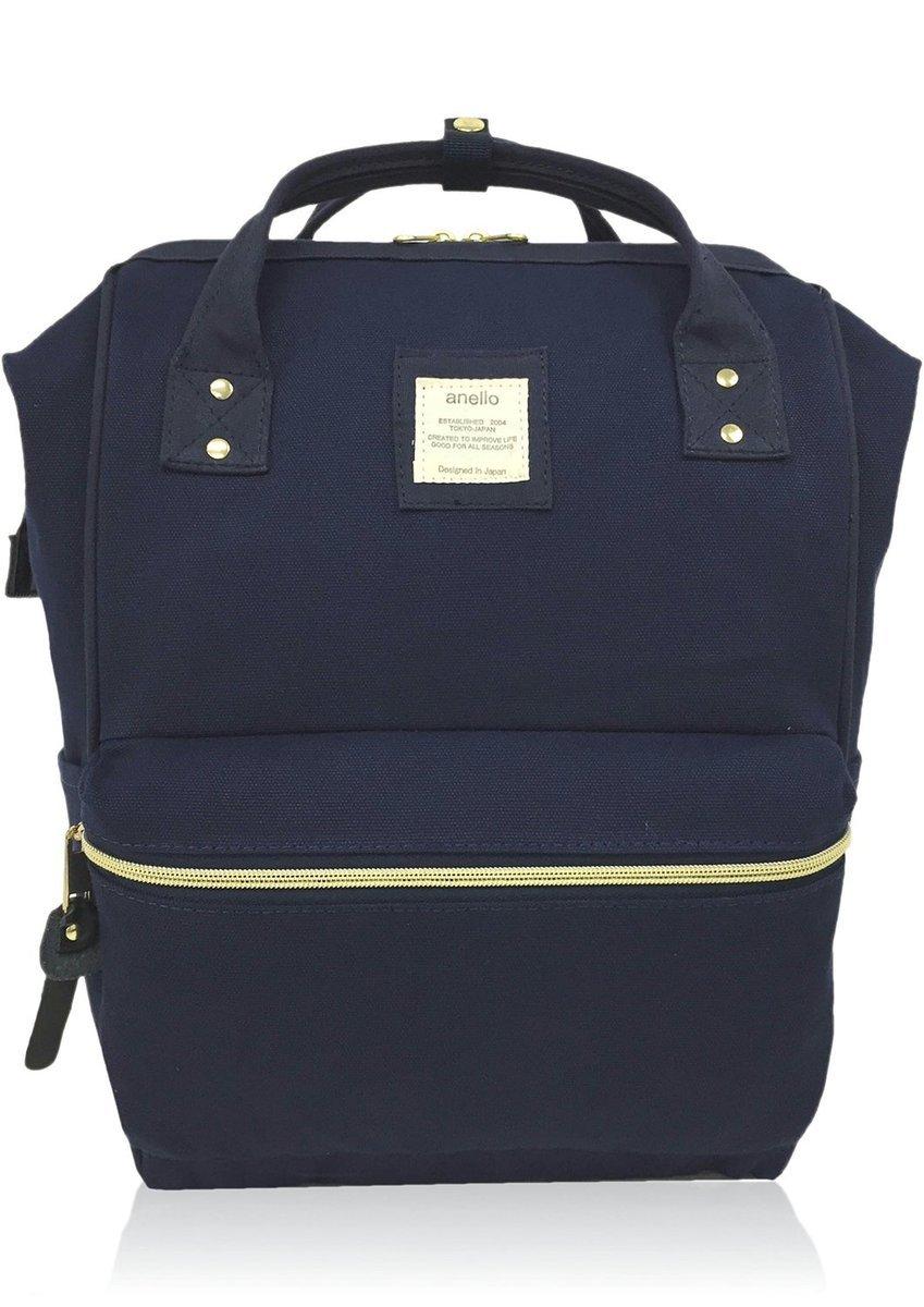 帆布大背包 AT-B0481A-NV-深藍色