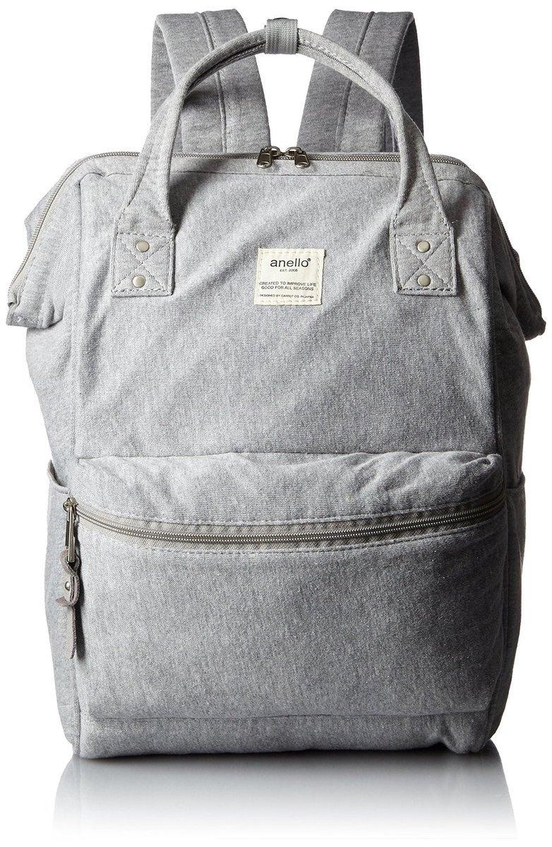 布質大背包 AT-B0911A-DGY-淺灰色