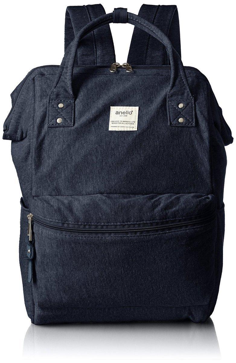 布質大背包 AT-B0911A-NV-深藍色