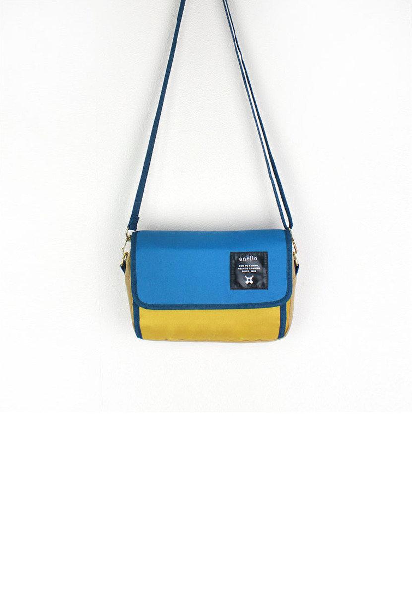 肩揹/銀包兩用小袋 ATH0431-Y-黃色